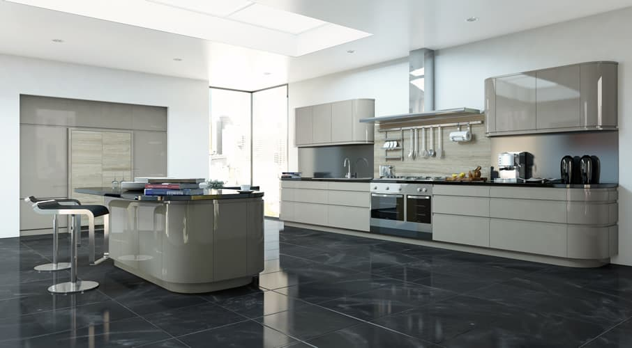 Solid Wood Kitchens Scotland