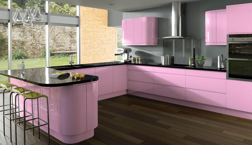 Match Any Colour When Replacing Kitchen Cabinet Doors