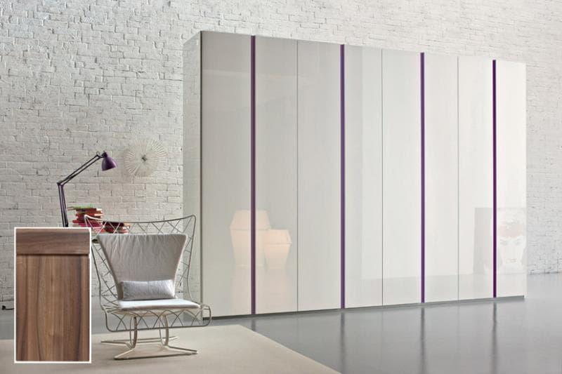 Treviso handleless bedroom doors